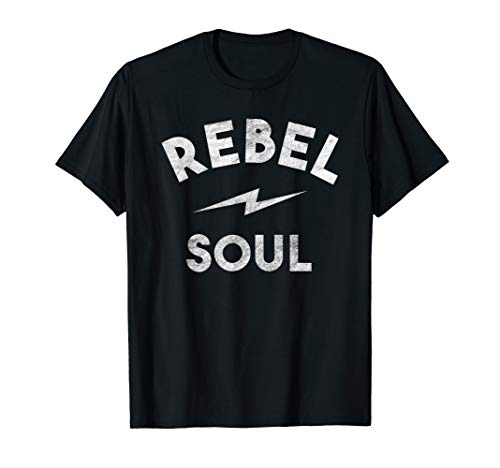 Rebel Soul T-shirt