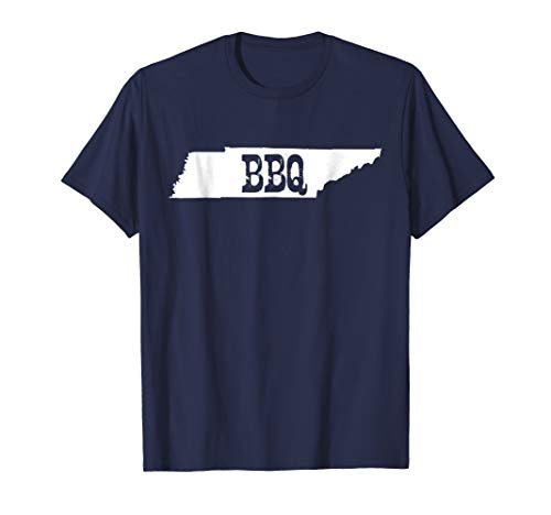 Official Tennessee BBQ T-Shirt - Barbecue Shirt Tennessee