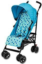Mothercare Nanu Chevron Stroller Aqua *Birth to 15KG* BRAND NEW BOXED
