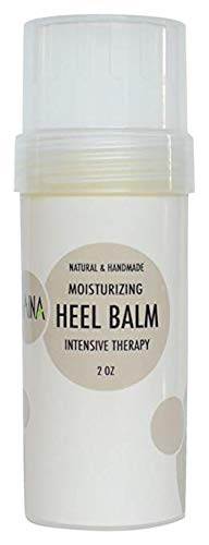 Intensive Feet Therapy for dry & cracked Heels | Moisturizing Balm for Dry Feet, Elbow, Knees | Miracle Foot Cream | Foot Care | Healthy Feet Care | Natural Feet Balm