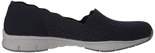 49481 Damen Slipper Damen Navy Damen Skechers 49481 49481 Navy Slipper Slipper Skechers Skechers xSnW6Waz