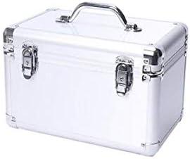 CHUNSHENN ツールボックス 工具箱 以下のために適した家庭用屋外修復ツールストレージボックス、多機能ロックボックスアルミ合金サイズ31.5 * 19.5 * 20センチ(カラー:シルバー、サイズ:31.5 * 19.5 * 20センチ)