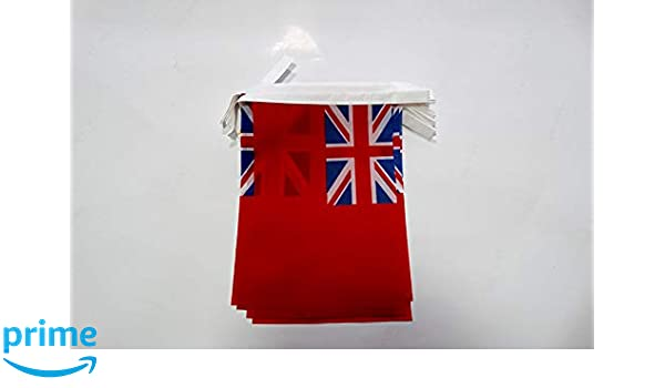 Flag Bunting 9 metre 30 feet polyester 30 rectangular flags *NEW* Country Q-Z