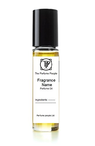 Cashmeran Patchouli - 10ml roll on bottle for men (The perfume people - GP32) Perfume oils UK