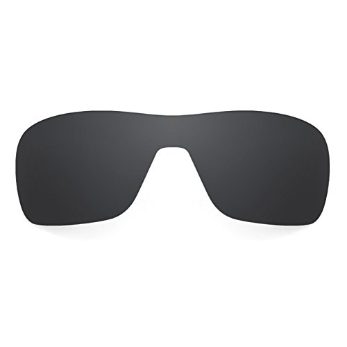 Revant Polarized Replacement Lenses for Oakley Turbine Rotor Stealth Black