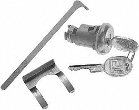 - Borg Warner TLK2 Trunk Lock Kit