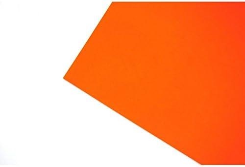 3/mm RAYHER 3394734/Crepla Platte 70/x 50/cm Orange