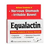 Equalactin Chewable Tablets 48 Tablets (Pack of 4)