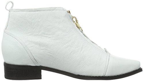L 170 Cortas The Bear Mujer Blue Anna Shoe Blanco Botas vqAtnw8ff
