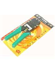 Crimping Tool for Net and Phone Cables