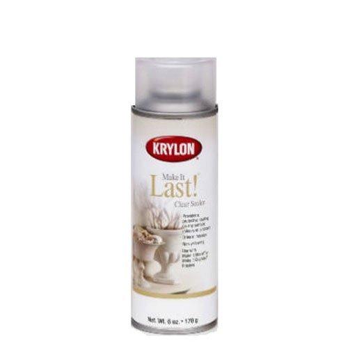 Make It Last! Clear Sealer Aerosol Spray-6 Ounces
