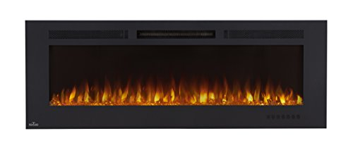 Napoleon NEFL60FH Allure Linear Wall Mount Electric Fireplace, 60