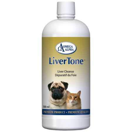 Omega Alpha LiverTone - 500ML