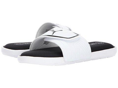 (プーマ) PUMA メンズサンダル靴 Starcat Sfoam [並行輸入品] B074RBRYZJ 32.0 cm D - M Puma White/Puma Black