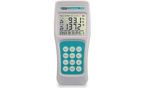 Bluetooth Wireless: Factory Tough 931B Data Thermometer K, J, T, E, B, N, R /& S TEGAM Lab Accurate