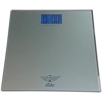 My Weigh Elite Series Bathroom Body Weight Scale - 400 lb