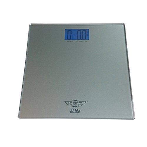 My Weigh Elite Series Bathroom Body Weight Scale – 400 lb