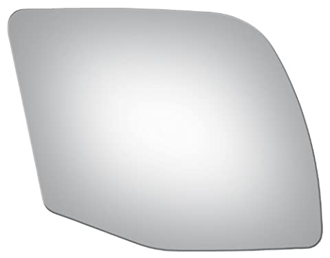 1994-2004 FORD TRUCK ECONOLINE VAN Power, Convex, Passenger Side Replacement Mirror Glass