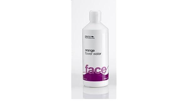Strictly Professional - Agua de flor de naranja profesional 500ml: Amazon.es: Belleza