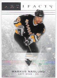 Markus Naslund 2014-15 Upper Deck Artifacts Pittsburgh Penguins Card #25 ()