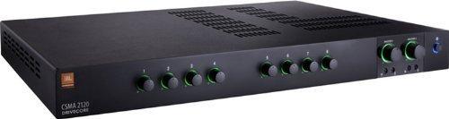 JBL CSMA 2120 8-Channel 80W Commercial Mixer-Amplifier by JBL