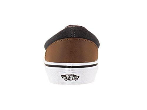 Bestelwagens Unisex Tijdperk Skate Schoenen, Klassieke Low-top Lace-up Stijl In Duurzaam Dubbel Gestikt Canvas En Origineel Wafel Buitenzool (indo Pacific) Donkere Schaduw / True White