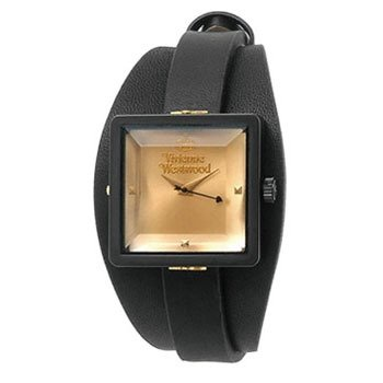(Vivienne Westwood - Time Machine Watch - Model - VV008BKBK)