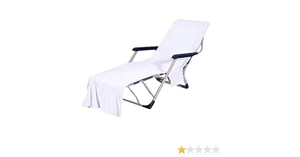 Bibao - Toalla plegable para silla de playa o acampada, suave ...