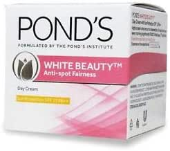 Ponds White Beauty Anti-spot Fairness Day Cream Sun Protection SPF 15 PA ++ -50g