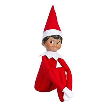 Christmas Elf On The Shelf Images.Elf On The Shelf A Christmas Tradition Brown Eyed Boy Scout Elf