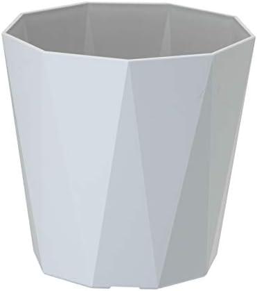 SANKO PRODUCT ジュエル4号 つや有り プラスチック鉢・ポット レッド 628_02