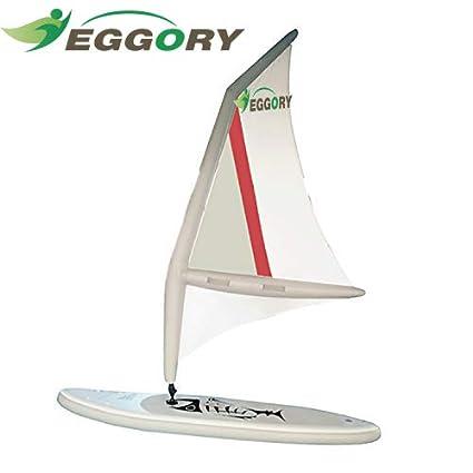 Amazon.com: EGGORY - Tabla hinchable para windsurf de 10.0 ...