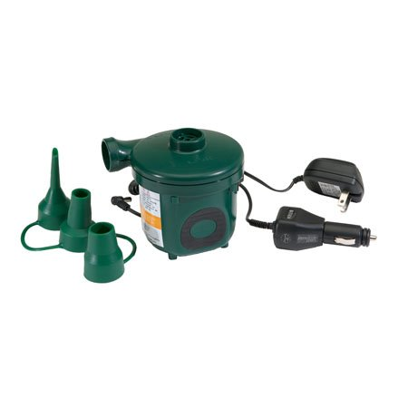 Dual Rechargeable Electric Air Pump