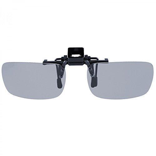 Sonnenbrille Pol Aufsatz Brillen Polarisiert Clip On Polbrille Brillenaufsatz