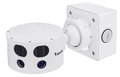 Cheap Vivotek MS8391-EV Multiple Sensor Network Camera 12MP 180 Panoramic View IP66 IK10