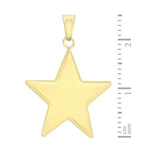 Carissima Gold Colgante de mujer con oro amarillo de 9 quilates (375/1000) Carissima Gold Colgante de mujer con oro amarillo de 9 quilates (375/1000) Carissima Gold Colgante de mujer con oro amarillo de 9 quilates (375/1000)
