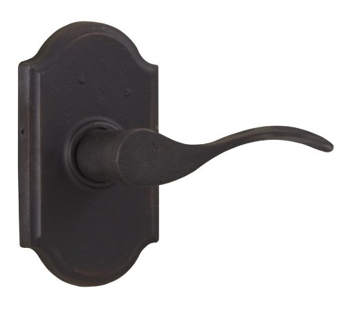 Weslock R7110H1H1SL20 Carlow Lever, Oil-Rubbed Bronze