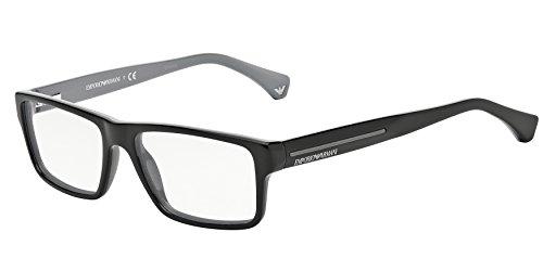 Emporio Armani EA 3013 Men's Eyeglasses