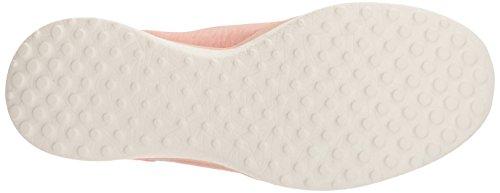 Womens Skechers Microburst Botanico Paradiso Sneaker Rosa