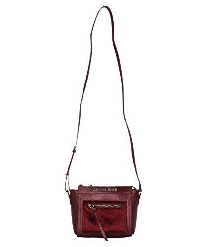 Armani 9221046A728, Borse a Tracolla Donna Rosso (Rot (Bordeaux 00176))
