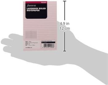 Filofax 213603 Recharge pour Organiseur porte-cartes de cr/édit Transparent