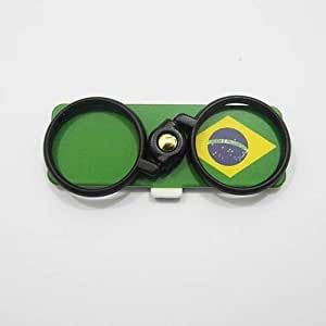 Keep Brazil Flag Mobile Phone Holder, Multi