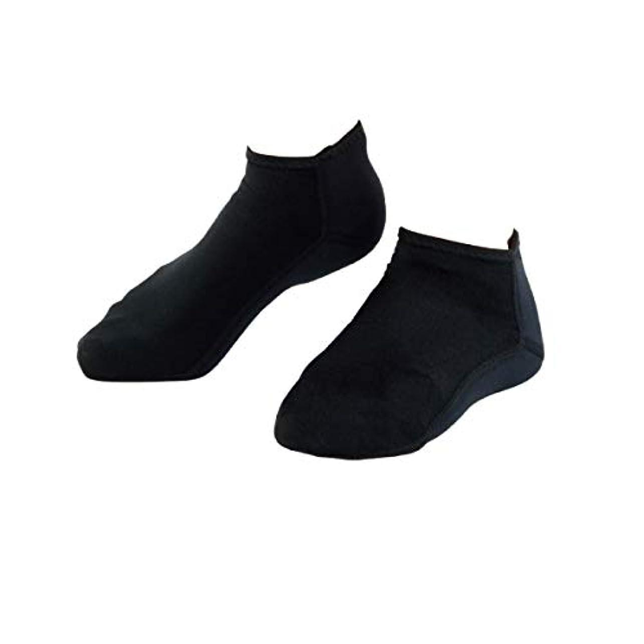 ソフトウェアわずかな勇気靴下 かかと 保湿 チタン 素足小町 フル