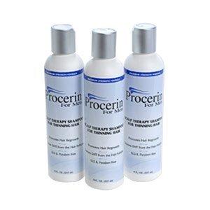 Procerin Hair Loss Shampoo, 3 bottles (Provillus Minoxidil)
