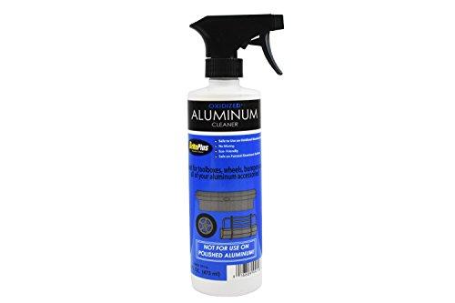 Brite Plus MX Oxidized Aluminum Cleaner (Made in USA!) (Aluminum Brite Cleaner)