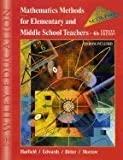 Mathematics Methods for Elementary and Middle School Teachers, Hatfield, Mary M. and Edwards, Nancy Tanner, 0205305482