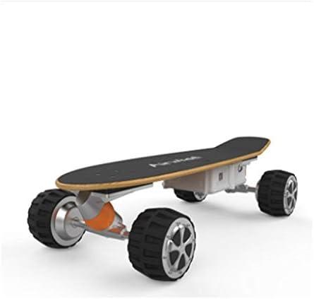 Chaopeng 四輪スケートボードの子供たちはストリートプロの男性大人の女の子ダブルアップロードスクーターを磨きます