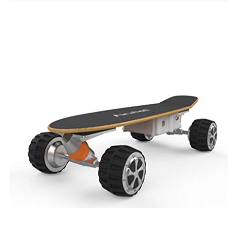 TangFeii Four-Wheeled Skateboard Children Brush Street Professional Male Adult Girls Double-up Road Scooter