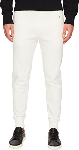 white champion sweatpants - 9