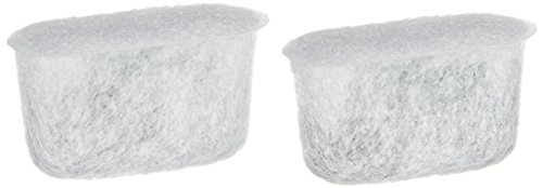Cuisinart DCC-RWF Replacement Water Filters, 2-Pack (Filter Charcoal Series)